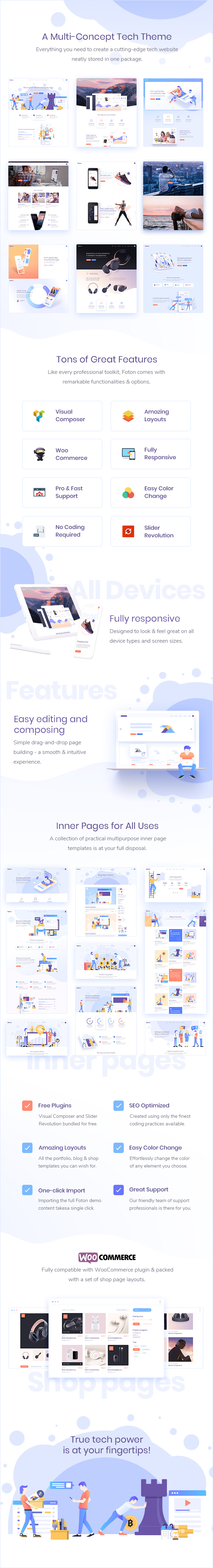 - 01 - Foton – A Multi-concept Software and App Landing Theme